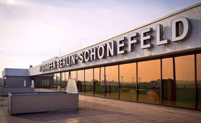 Εκτός λειτουργίας το αεροδρόμιο Σένεφελντ του Βερολίνου