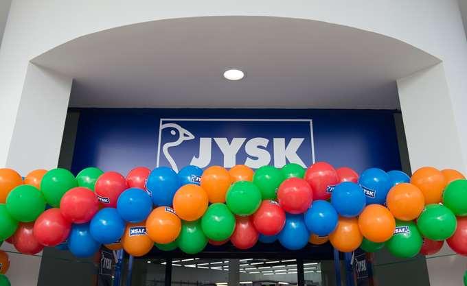 Η JYSK ανοίγει νέο κατάστημα στις Σέρρες