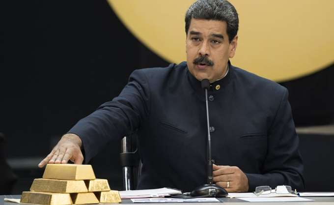 Φρ. Σούκρε: Το 96% του παραγόμενου χρυσού στη Βενεζουέλα εξάγεται λαθραία με ευθύνη της δικτατορίας Μαδούρο