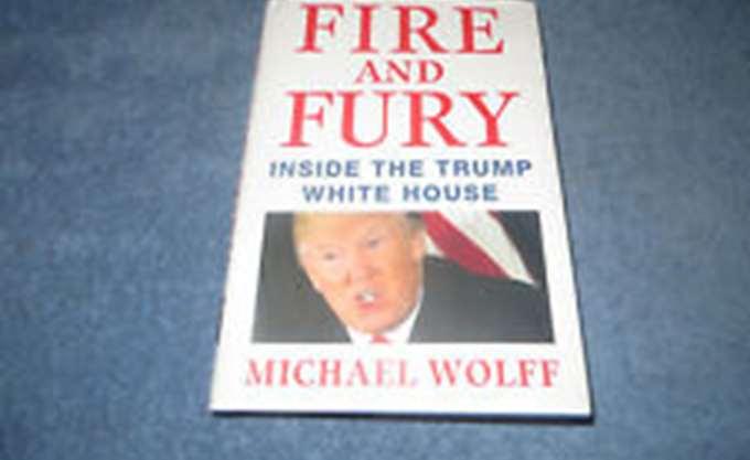 """Νέο βιβλίο για τον Τραμπ ετοιμάζεται να κυκλοφορήσει ο συγγραφέας του """"Φωτιά και Οργή"""""""