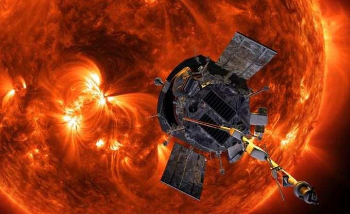 """Εκτοξεύθηκε το Parker Solar Probe της NASA που θα """"αγγίξει"""" τον Ήλιο"""