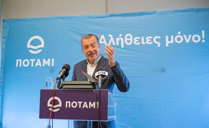 Θεοδωράκης: Το Ποτάμι θα είναι η θετική έκπληξη των εκλογών