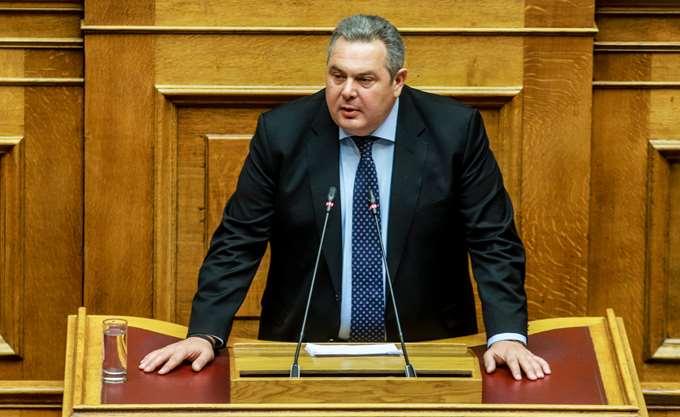 Π. Καμμένος για κυπριακή ΑΟΖ: Να ενεργοποιήσει η Ευρώπη τα άρθρα για κοινή ευρωπαϊκή άμυνα
