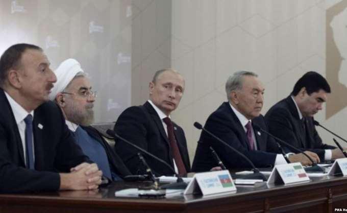 Καζακστάν: Συμφωνία για το νομικό καθεστώς της Κασπίας