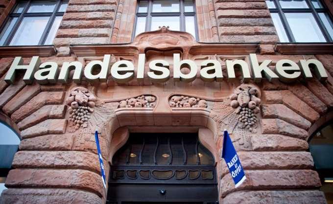 Handelsbanken: Μειώθηκαν 1,6% τα κέρδη στο γ΄ τρίμηνο
