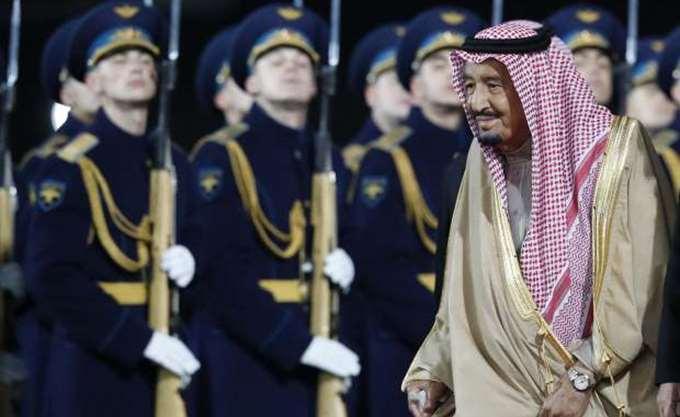 Σ. Αραβία: Ο βασιλιάς Σαλμάν συναντήθηκε με τον παραιτηθέντα πρωθυπουργό Χαρίρι