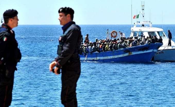 Άλλοι 125 πρόσφυγες-μετανάστες διασώθηκαν από τη FRONTEX