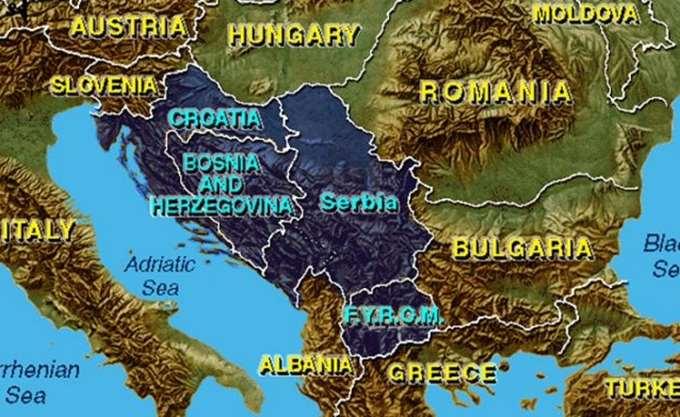 """Επίκειται ρωσική """"καταιγίδα"""" στα Δ. Βαλκάνια;"""