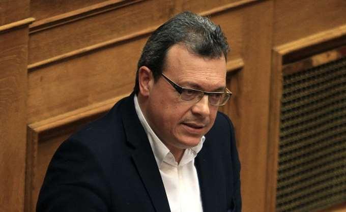 Σ. Φάμελλος: Εισπράχθηκαν  10,7 εκατ. ευρώ από το τέλος πλαστικής σακούλας