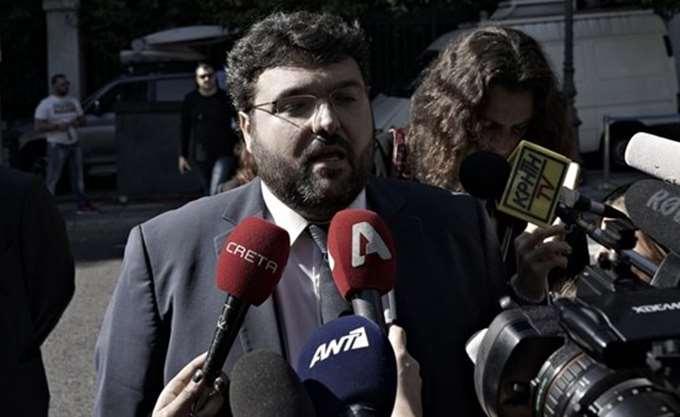 Γ. Βασιλειάδης: Η κυβέρνηση είναι διατεθειμένη να βοηθήσει τον Παναθηναϊκό
