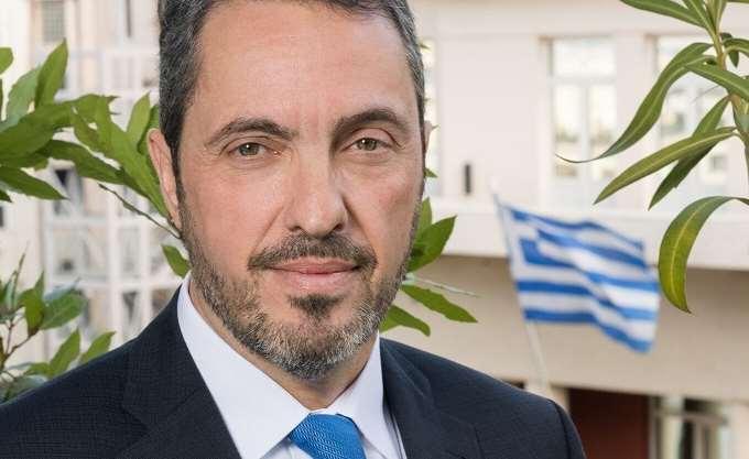 Επαφές του προέδρου του ΤΑΙΠΕΔ στη Θεσσαλονίκη