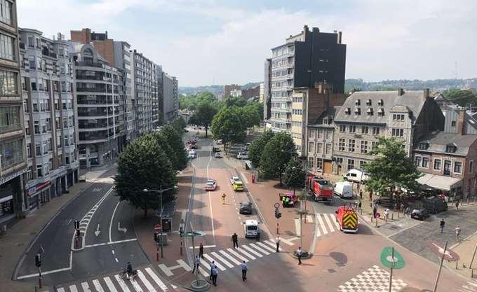 Πυροβολισμοί στο Βέλγιο - νεκροί δύο αστυνομικοί, ένας περαστικός και ο δράστης