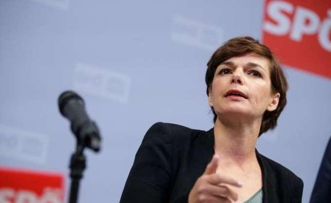 Αυστρία: Για πρώτη φορά μια γυναίκα στην ηγεσία των σοσιαλδημοκρατών
