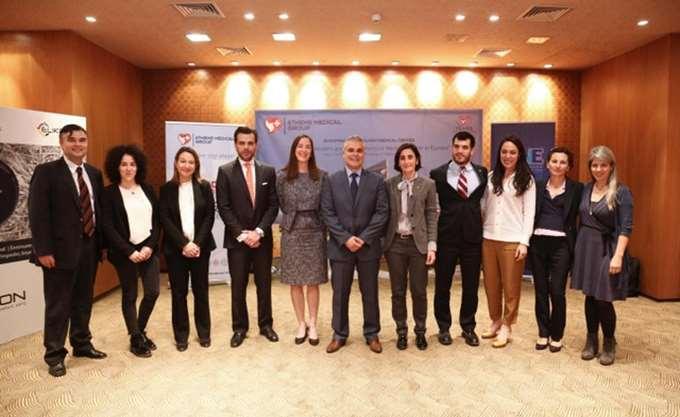 """Το πρώτο """"Athens Entrepreneurship Forum"""" του Cambridge Judge Business School πραγματοποιήθηκε στον Όμιλο Ιατρικού Αθηνών"""