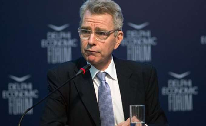 Πάιατ: Η στρατιωτική συνεργασία ΗΠΑ - Ελλάδας έχει σημαντικά οφέλη και για τις δύο χώρες