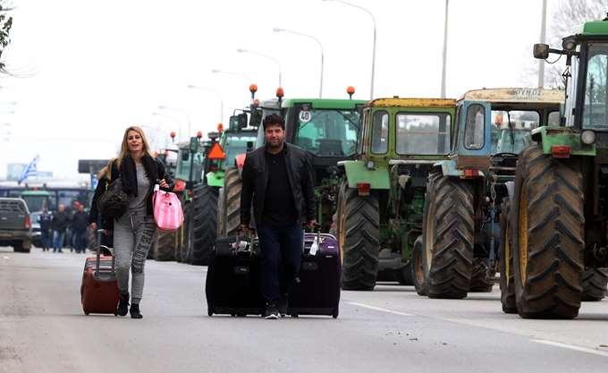 """Θεσσαλονίκη: Τις τελευταίες """"πινελιές"""" στον αρχικό σχεδιασμό των κινητοποιήσεών τους βάζουν οι αγρότες"""