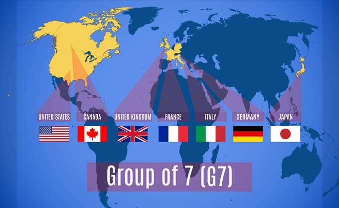 Γάλλος αξιωματούχος: Προσπάθειες για έκδοση κοινού ανακοινωθέντος των G7
