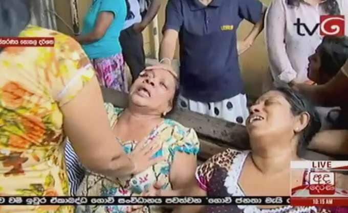 Σρι Λάνκα: Η στιγμή που βομβιστής σκορπά τον θάνατο