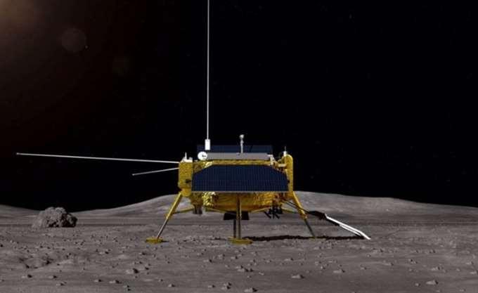 """Ιστορικό διαστημικό επίτευγμα: Η Κίνα πάτησε πρώτη στη """"σκοτεινή"""" πλευρά του φεγγαριού"""