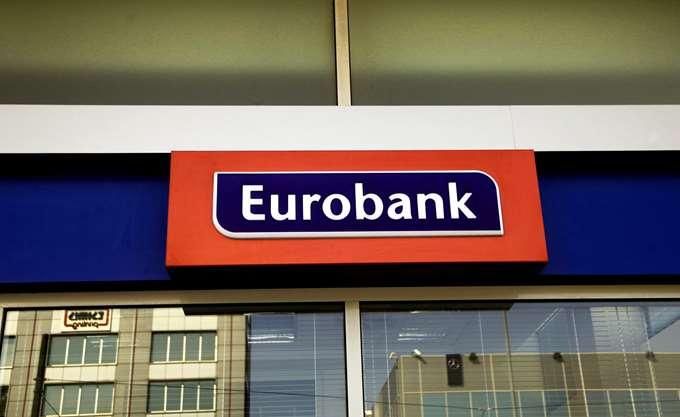 Μακράν πρώτη σε κεφαλαιοποίηση περνά η Eurobank