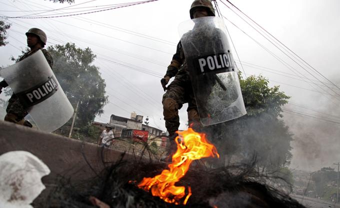 Ονδούρα: Ακυρώθηκε η έναρξη του διαλόγου υπό την αιγίδα του ΟΗΕ