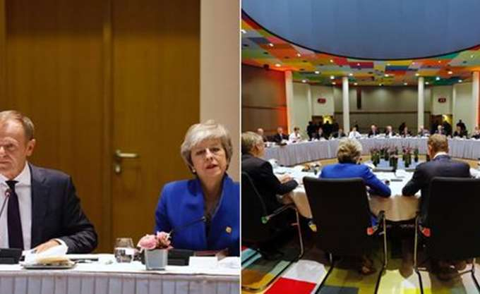 Σύνοδος Κορυφής: Προς συμβιβασμό για αναβολή του Brexit έως 31 Οκτωβρίου