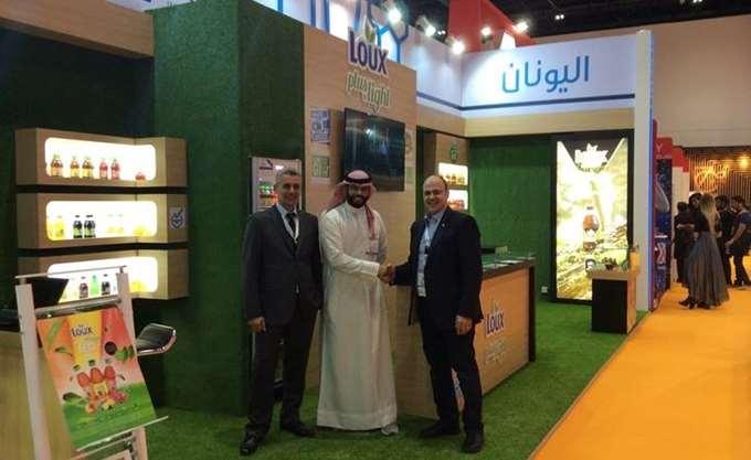 Η Λουξ συμμετέχει στην 23η Έκθεση Gulfood στο Ντουμπάι