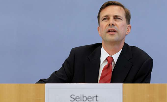 Ζάιμπερτ: Στις συνομιλίες με τον Ερντογάν θα τεθούν και τα δύσκολα θέματα