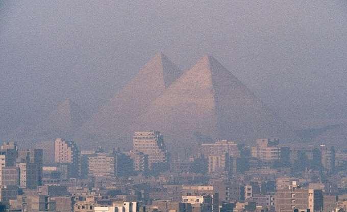 """Κάιρο, """"η πιο μολυσμένη πόλη στη γη"""", σύμφωνα με έρευνα του Forbes"""
