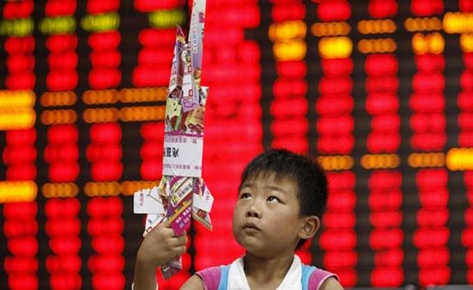 Απώλειες στην Ασία, με επίκεντρο την Κίνα