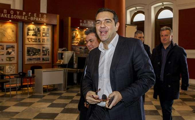 Τσίπρας: Η καταστροφή της Notre Dame αποτελεί καταστροφή για την ευρωπαϊκή και παγκόσμια πολιτιστική κληρονομιά