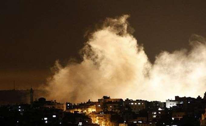 """Σφοδρή """"απάντηση"""" του Ισραήλ στις ιρανικές επιθέσεις στα Υψίπεδα του Γκολάν"""