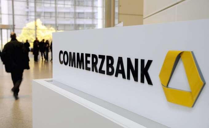 Υποχώρησαν τα κέρδη της Commerzbank στο γ΄ τρίμηνο