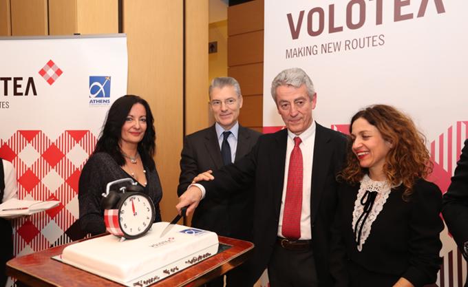 Βάση στην Αθήνα δημιουργεί ο low-cost αερομεταφορέας Volotea