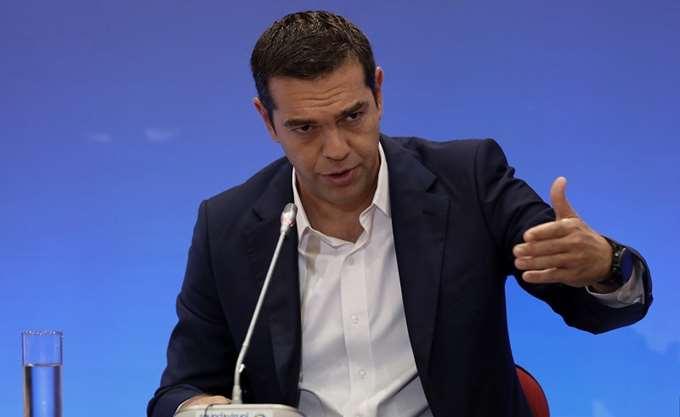 """Γιώργος Τσίπρας: """"Στην ΔΕΘ θα ακουστούν συγκεκριμένα μέτρα"""""""
