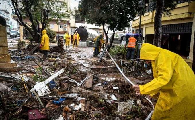 ΙΓΜΕ: Έρευνα για την ανάσχεση του πλημμυρικού κινδύνου στη Μάνδρα
