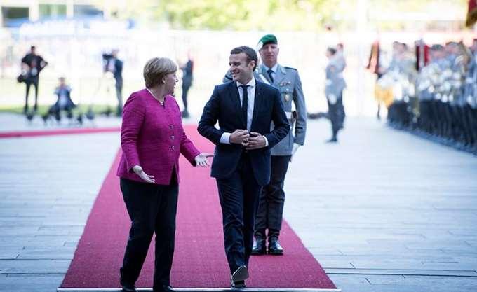 """Έτοιμη η Γαλλία για συμφωνία με τη Γερμανία στις """"δευτερογενείς μετακινήσεις"""" μεταναστών"""