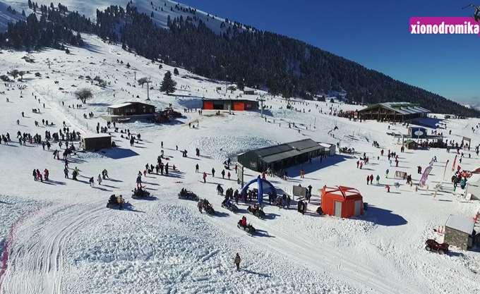 Και καλοκαίρι θα μπορεί να λειτουργεί το χιονοδρομικό κέντρο των Καλαβρύτων