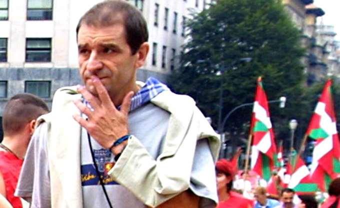Προφυλακίστηκε στη Γαλλία ο πρώην ηγέτης της βασκικής ΕΤΑ