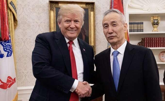 """Τραμπ: Κοντά σε συμφωνία με Κίνα, ίσως σε 4 εβδομάδες να έχουμε κάτι """"μνημειώδες"""""""