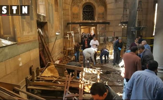 Αίγυπτος: Η κυβέρνηση κήρυξε τριήμερο πένθος μετά την επίθεση σε τέμενος στο Σινά