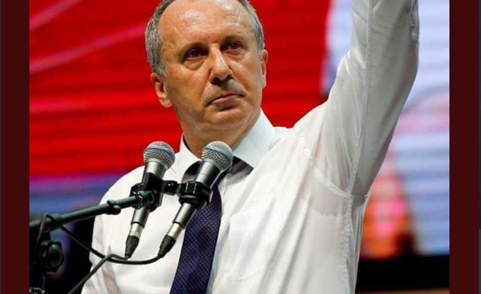 Ο Μ. Ιντσέ θα αντιμετωπίσει τον Ερντογάν στις προεδρικές εκλογές