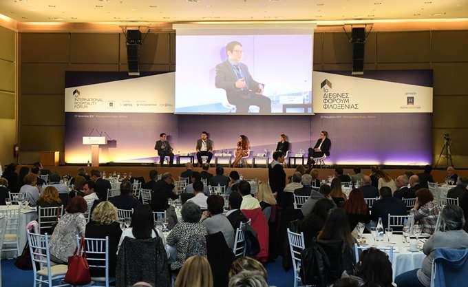 Οι προκλήσεις και τα νέα δεδομένα στη φιλοξενία τουριστών συζητήθηκαν σε Διεθνές Φόρουμ του ΞΕΕ