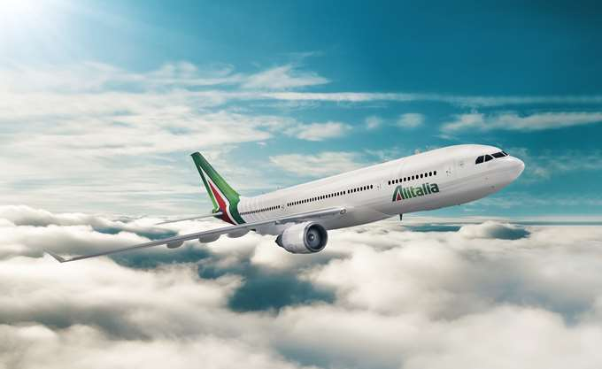 Alitalia: Η πιο συνεπής αεροπορική εταιρεία στον κόσμο τον Ιανουάριο