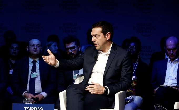 Τσίπρας στο Νταβός: Δεν μπορεί να είναι α λα καρτ οι κανόνες της ΕΕ