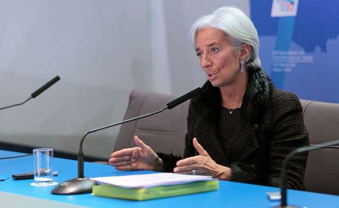 Λαγκάρντ: Απειλή για την παγκόσμια οικονομία η εμπορική διένεξη ΗΠΑ - Κίνας