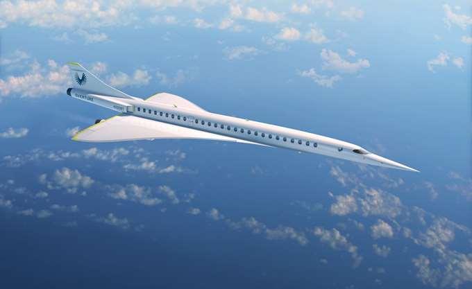 Η Boom άντλησε 100 εκατ. δολ. για υπερηχητικό επιβατικό αεροπλάνο