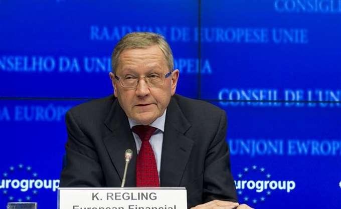 Ρέγκλινγκ: Το Eurogroup θα αποφασίσει τα κατάλληλα μέτρα για την ελάφρυνση του χρέους
