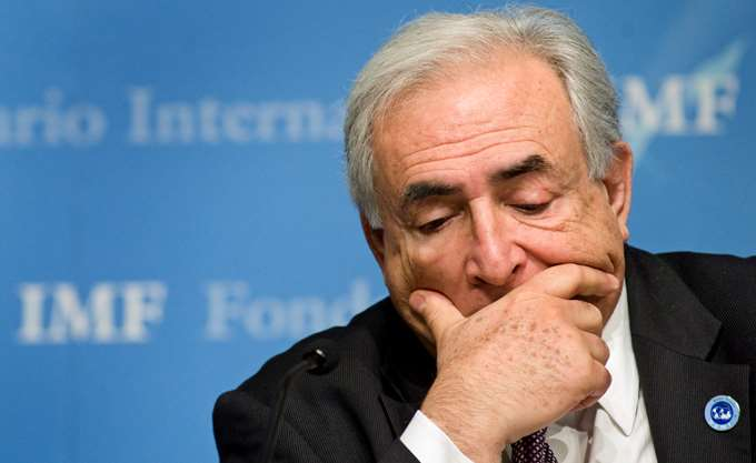 Ο Dominique Strauss-Kahn ανησυχεί για τον απρόβλεπτο Πρόεδρο Trump