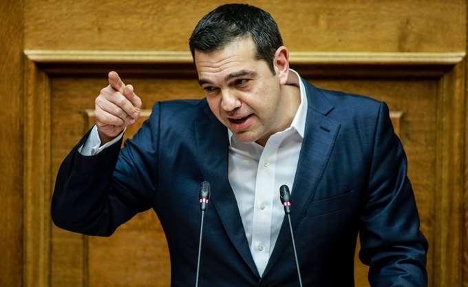 """Α. Τσίπρας: Καλωσορίζω από αύριο την """"Βόρεια Μακεδονία"""", μια φιλική χώρα"""